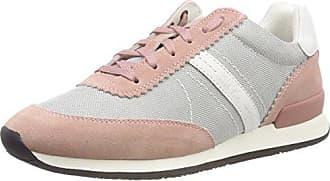 Hugo Uptown Adrienne-c, Zapatillas Para Mujer, Blanco (White 100), 38 EU