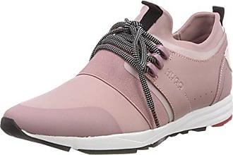 Hugo Hybrid Running-n, Zapatillas para Mujer, Rosa (Dark Pink 651), 40 EU