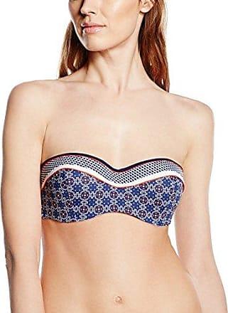 Huit Its You - Haut de Maillot de Bain - Triangle - Femme - Multicolore (4036 Lava) - 85C (Taille Fabricant: 70C)