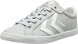 Baseline Court, Sneakers Basses Homme, Gris (Tradewinds), 40 EUHummel