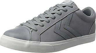 Baseline Court, Sneakers Basses Homme, Gris (Tradewinds), 40 EUHummel