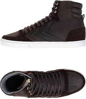 SLIMMER STADIL MONO OILED HIGH - CALZATURE - Sneakers & Tennis shoes alte Hummel