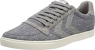 hummel 3s Sport, Sneakers Basses Mixte Adulte, Gris (Silver), 43 EU
