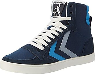Hummel Unisex Adults Sl  Stadil Duo Canvas High HiTop Sneakers