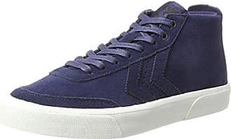 Hummel 3-s Sport, Zapatillas Unisex Adulto, Azul (Peacoat), 41 EU