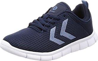 hummel Aerofly Mx120, Sneakers Basses Mixte Adulte, Bleu (Total Eclipse), 42 EU