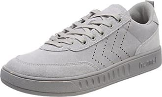 Womens Super Trimm Casual Trainers, Lilagrau Hummel