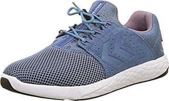 Chaussures Hummel bleues Casual unisexe