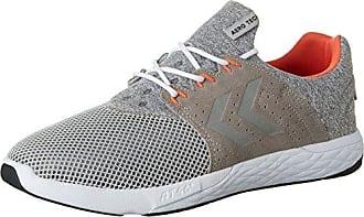 Hummel Sneakers Actus WS in Hellgrau - 41%