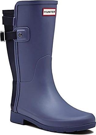 Gummistiefeletten Hunter Original Chelsea Navy Damen-Schuhgröße 40 - 41 Schuhgröße 40 - 41 Blau