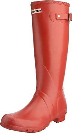 Original Short - Bottes - Femme - Rouge (Military Red) - 35/36 EU (3 UK)Hunter