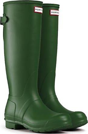 Damen-Stiefel PVC Lucy grün Gr. 38
