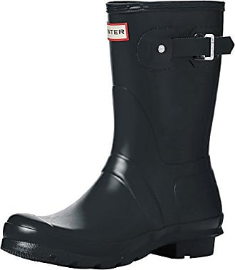 Hunter High Wellington Boots, Botas de Agua Para Mujer, Blanco (White Wht), 37 EU