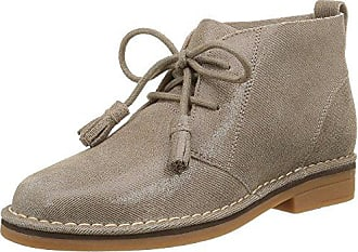 Hush Puppies Damen Cyra Desert Boots, or (or Metal), 41 EU