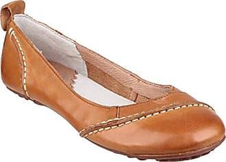 Hush Puppies Damen Ellinor Admire Schuhe, Braun (Dark Brown Leather), 42 EU