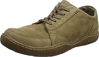 Hush Puppies Furman Sway Casual Hommes Chaussures Taupe - 9 UK