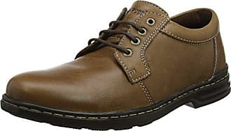 Prinze Hopper, Derbys Homme, Marron (Dark Brown), 42 EUHush Puppies