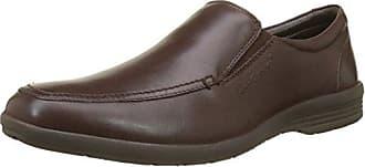 Zapatos de Vestir de Otra Piel Mujer, Negro (Negro (Noir)), 40 EU Hush Puppies
