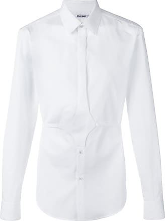 Chalayan Woman Flared Cotton-poplin Shirt White Size 44 Hussein Chalayan