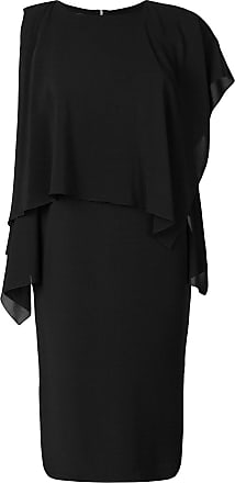 Chalayan Woman Draped Satin-crepe Gown Black Size 38 Hussein Chalayan