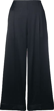 stretch trousers - Blue Hussein Chalayan