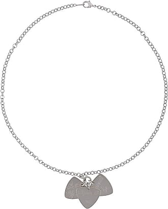 multi heart pendant necklace - Metallic Hysteric Glamour