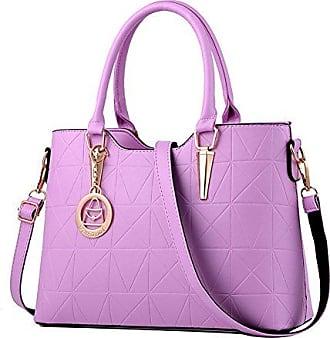 Damen Umhängetaschen, violett - violett - Größe: One Size ICEGREY