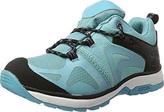 Icepeak Frank, Sneakers Basses Femme, Bleu (Blue), 36 EUIcepeak