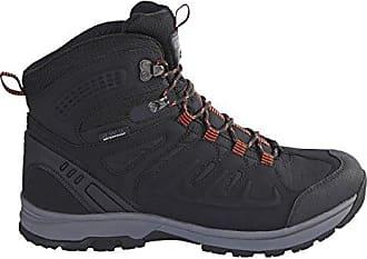 Icepeak Wisal, Chaussures Multisport Outdoor Homme, Noir (Black), 44 EUIcepeak