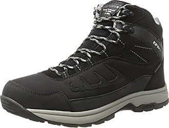 Icepeak Wright, Chaussures Multisport Outdoor Homme, Noir (Black), 44 EUIcepeak