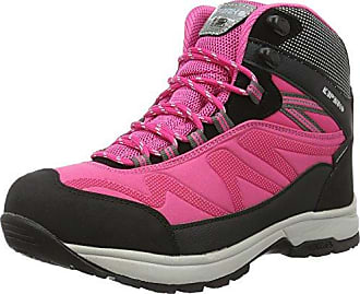Icepeak Wright, Baskets Basses Femme, Rose (637 Hot Pink), 37 EUIcepeak
