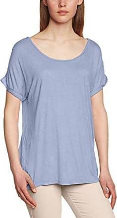 Ichi KACIA SS Camiseta para mujer color rot rot 16212 hibiscus ... e70de665452b6