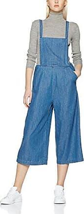 Womens Caprice Js Faded Blue Jumpsuit Ichi