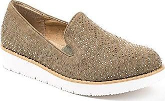 Ideal Shoes, Damen Zehentrenner , türkis - türkis - Größe: 37 EU