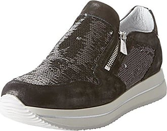 IGI&CO DKU 11541, Zapatillas para Mujer, Negro (Nero 00), 36 EU