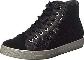 Mens Uad 8748 Hi-Top Trainers Igi & Co