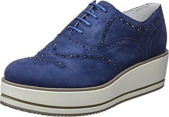Igi&Co Ufz 11062, Baskets Homme, Bleu (Jeans 00), 42 EU