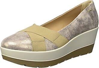 IGI&CO DEN 11526, Zapatillas para Mujer, Gris (Taupe 33), 40 EU