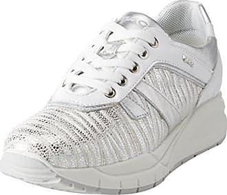 Igi&Co Dku 11541, Baskets Femme, Blanc (Bianco 11), 38 EU