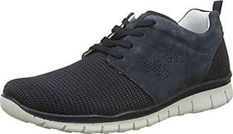 IGI&CO Ulsgt 11190, Zapatillas para Hombre, Azul (BLU Scuro/BLU 00), 44 EU