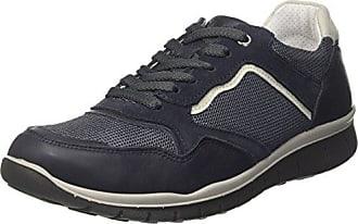 IGI&CO UBK 11090, Zapatillas para Hombre, Azul (BLU 11), 44 EU