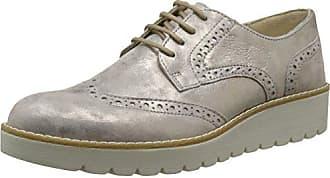 IGI&CO DBN 11397, Zapatillas para Mujer, Gris (Acciaio 00), 39 EU