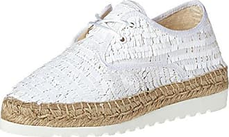 I Love Candies Woven, Alpargatas para Mujer, Azul (Marino 1046), 40 EU ILC I Love Candies Shoes