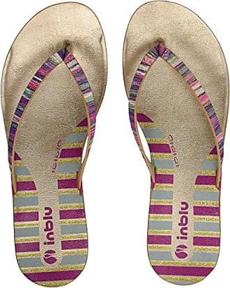 INBLU Damen Melany Zehentrenner, Pink (Fuxia 005), 37 EU