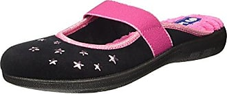 INBLU - Zapatillas de estar Por casa Para Mujer Azul Jeans 38 Azul Size: 39