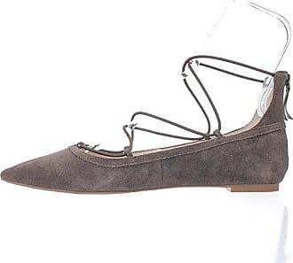 INC International Concepts Frauen Jesaa Geschlossener Zeh Fashion Stiefel Grau Groesse 6.5 US /37.5 EU
