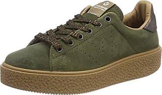 Victoria Deportivo Serraje/Caramelo, Zapatillas para Mujer, Verde (Kaki 65), 40 EU