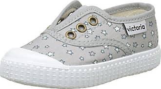 victoria Unisex-Kinder Inglesa Elástico Lurex Sneaker, Mehrfarbig (Multicolor), 21 EU