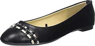 Concerto, Zapatos con Tacon y Tira Vertical para Mujer, Negro (Noir 546), 38 EU Initiale Paris