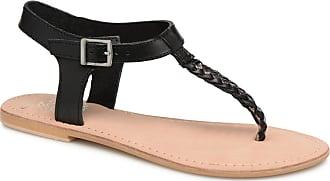 Initiale Paris - Damen - MAKOTO - Sandalen - schwarz